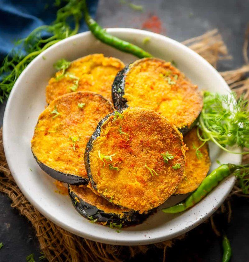 Baingan Bhaji Recipe